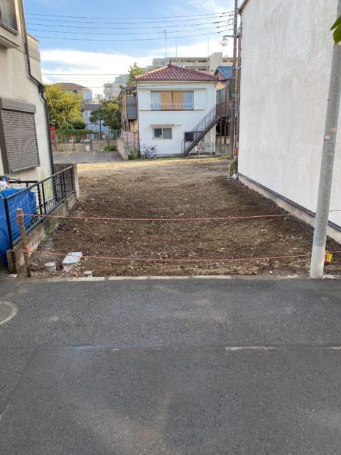 大田区 木造20坪2階建 施工実績