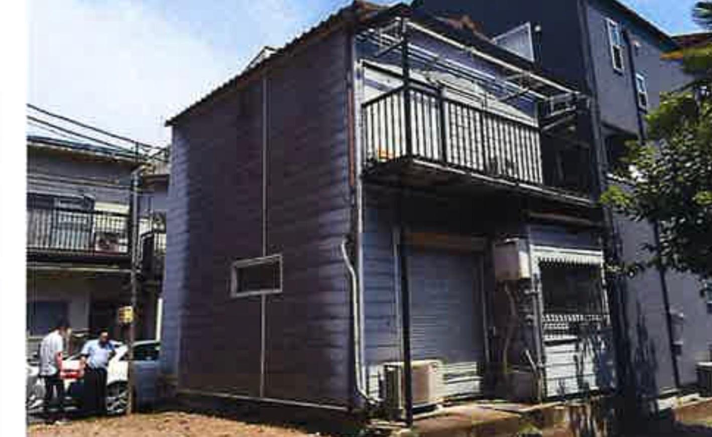 板橋区 12坪木造二階建て 施工実績