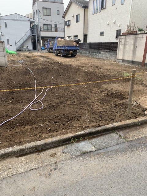 渋谷区 木造40坪 施工実績