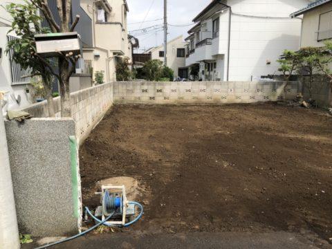 西東京市 木造26坪 施工実績