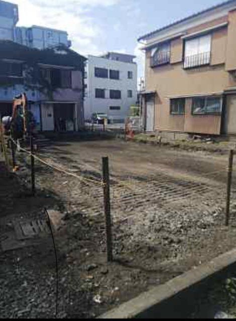 横浜市 木造4棟64坪 施工実績