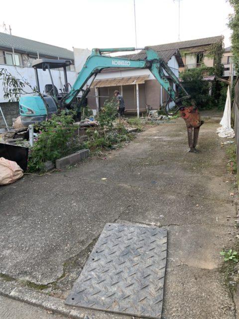 府中市 木造3棟43坪 施工実績
